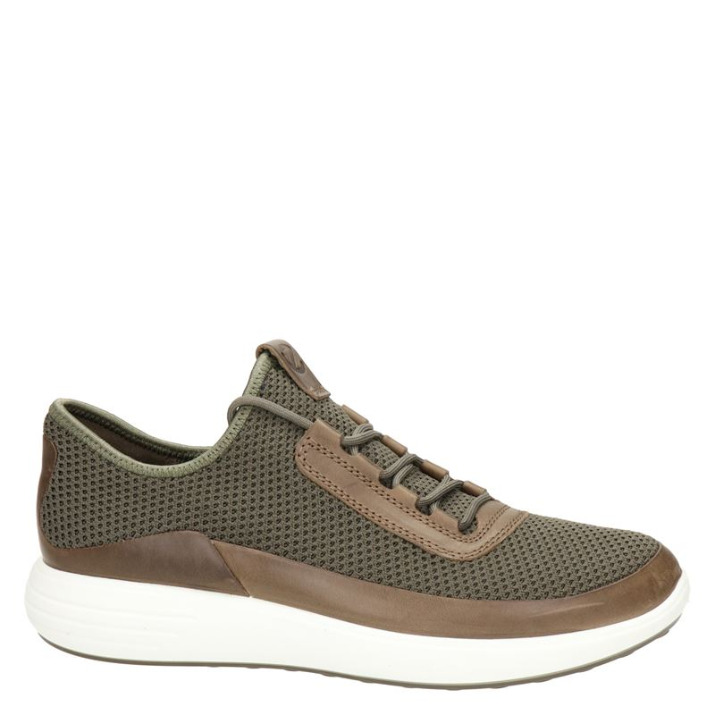 Ecco Soft 7 Runner - Lage sneakers - Taupe