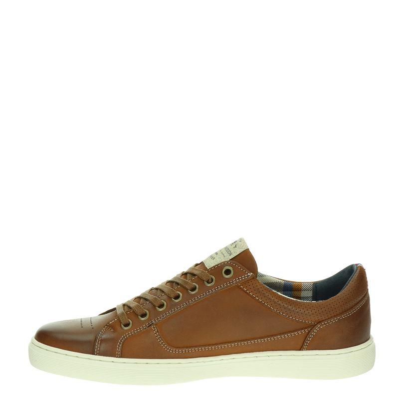 Riverwoods Boxy - Lage sneakers - Cognac