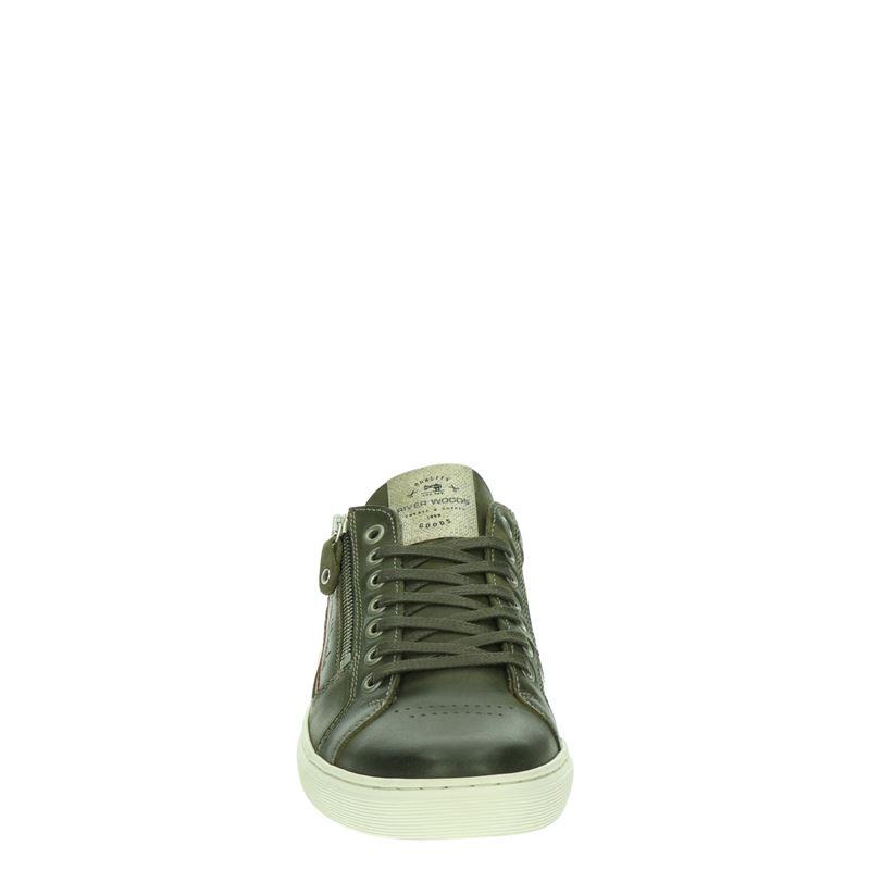 Riverwoods Boxy - Lage sneakers - Groen