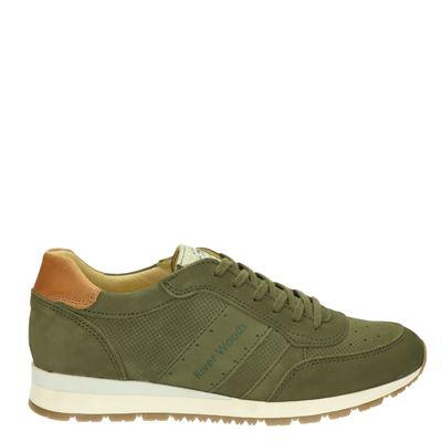 Riverwoods heren sneakers kaki