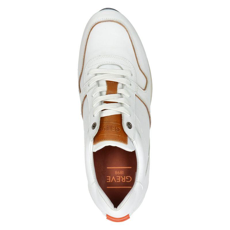 Greve - Lage sneakers - Wit