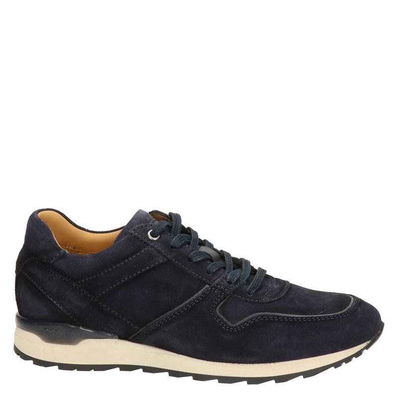Greve Ryan - Lage sneakers - Blauw