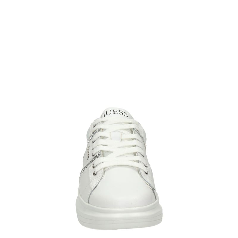 Guess Salerno II - Lage sneakers - Wit