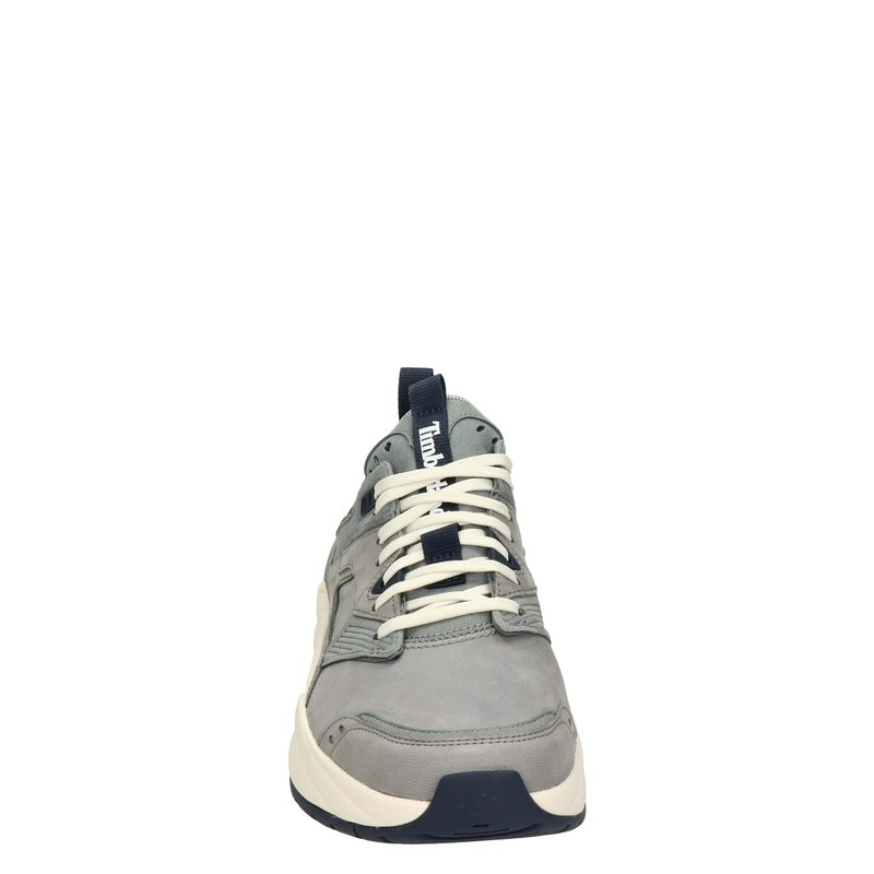 Timberland Tree Racer Leat - Lage sneakers - Grijs