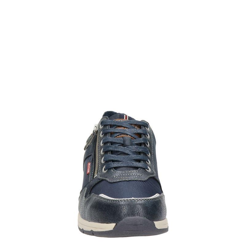 Mustang - Lage sneakers - Blauw