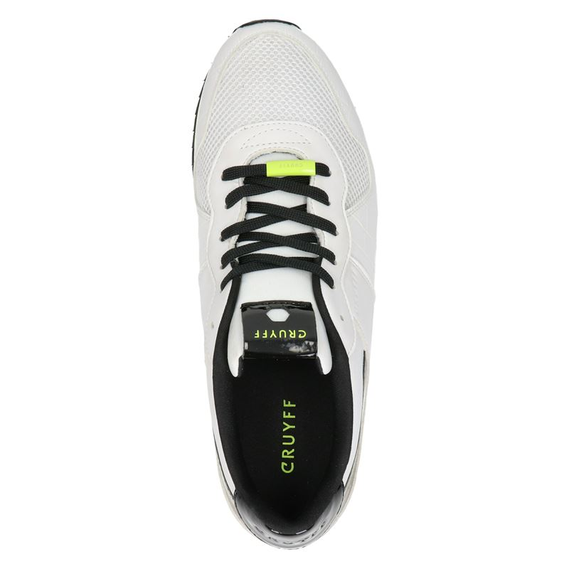 Cruyff Cosmo - Lage sneakers - Wit