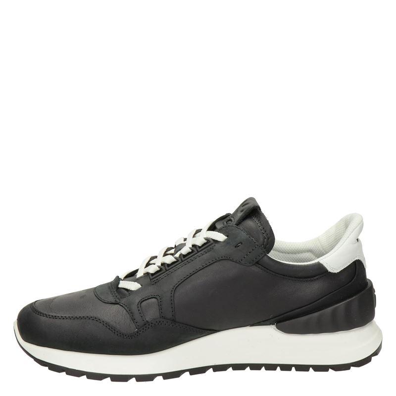 Ecco Astir - Lage sneakers - Zwart
