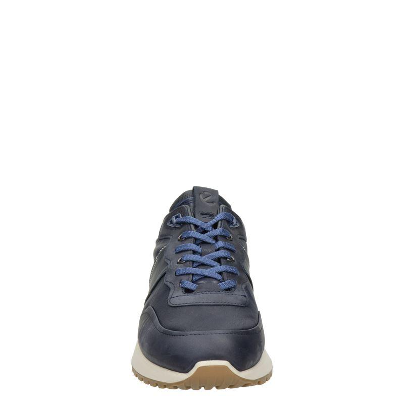 Ecco Astir - Lage sneakers - Blauw