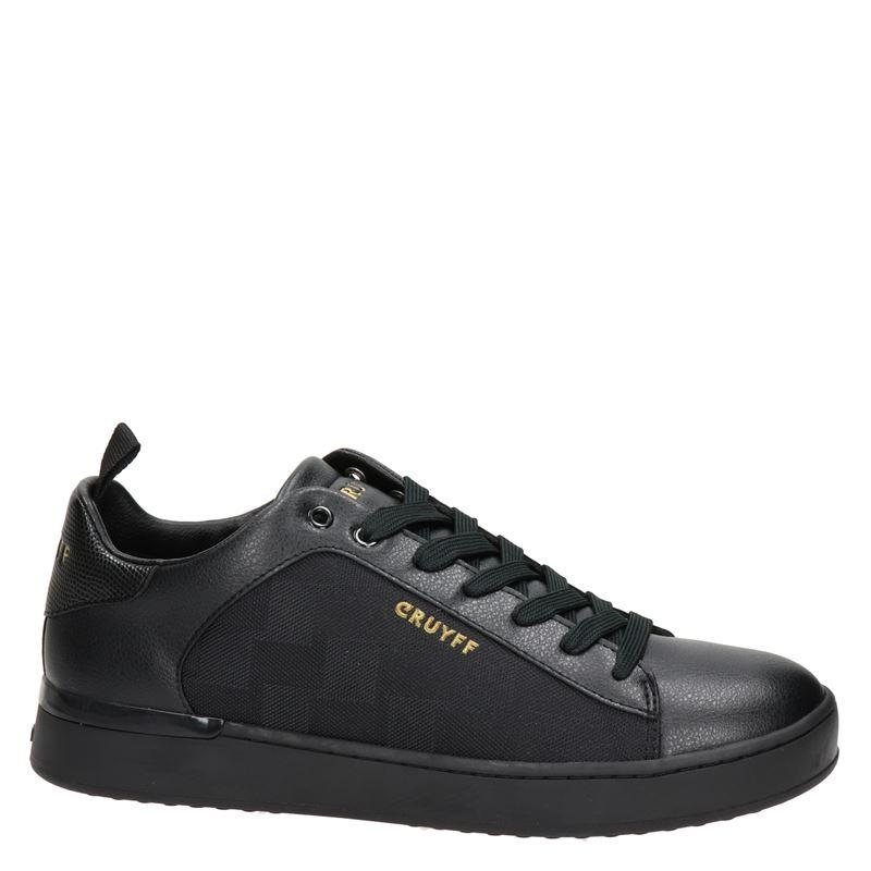 Cruyff Patio Lux - Lage sneakers - Zwart
