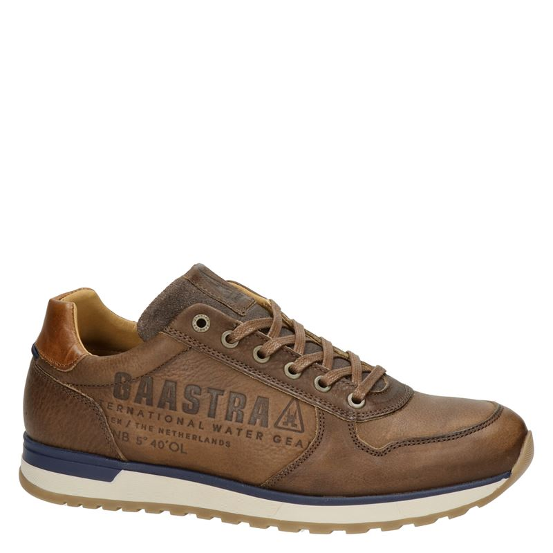 Gaastra - Lage sneakers - Cognac