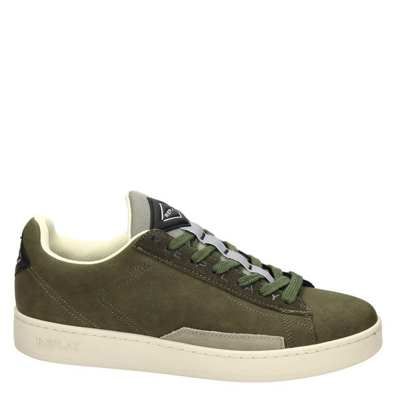 Replay Iron - Lage sneakers - Groen