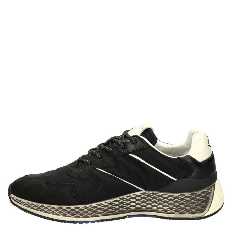 Replay Dokic - Lage sneakers - Zwart