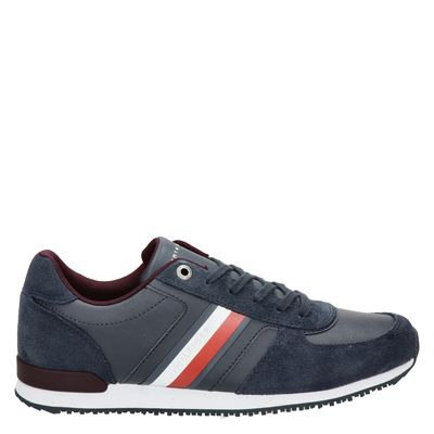 Tommy Hilfiger Sport Iconic Mix - Lage sneakers
