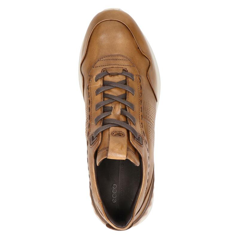 Ecco Astir - Lage sneakers - Cognac