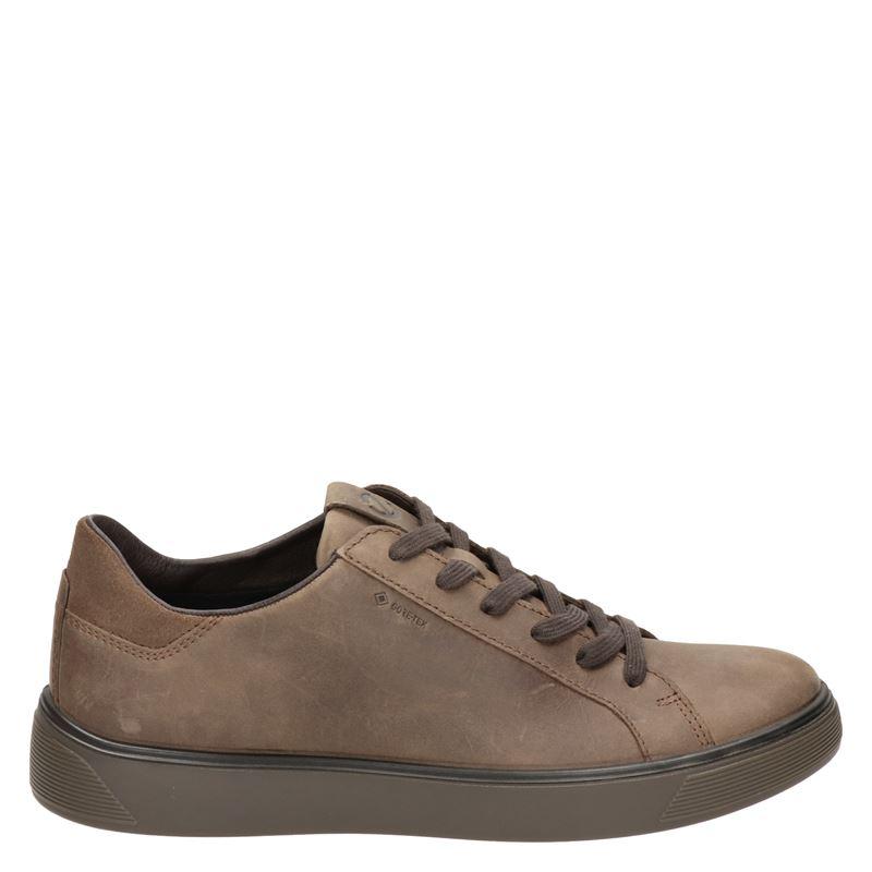 Ecco Street Tray - Lage sneakers - Bruin