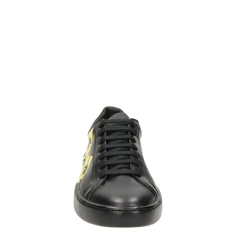 Guess Verona - Lage sneakers - Zwart