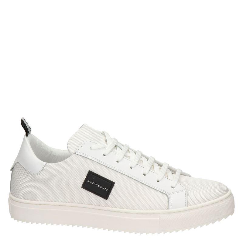 Antony Morato - Lage sneakers - Wit