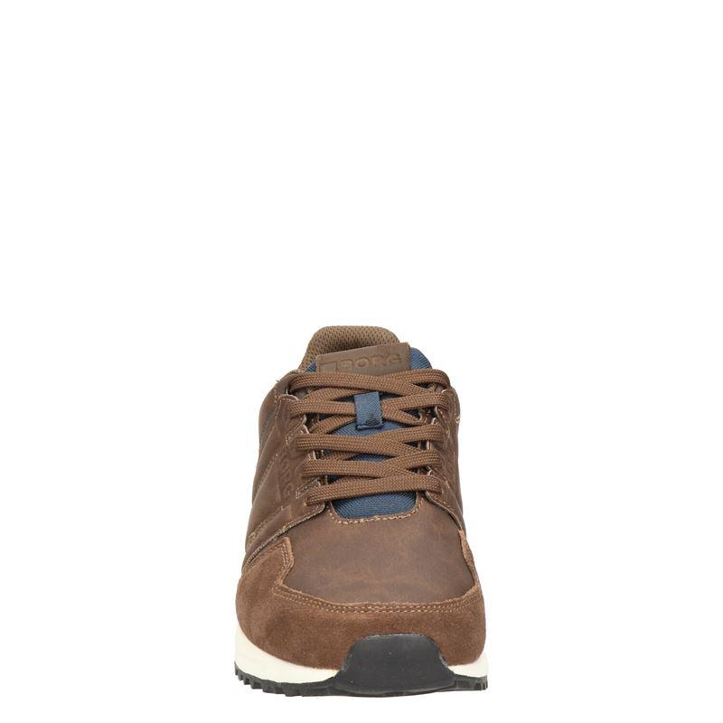 Bjorn Borg - Lage sneakers - Cognac
