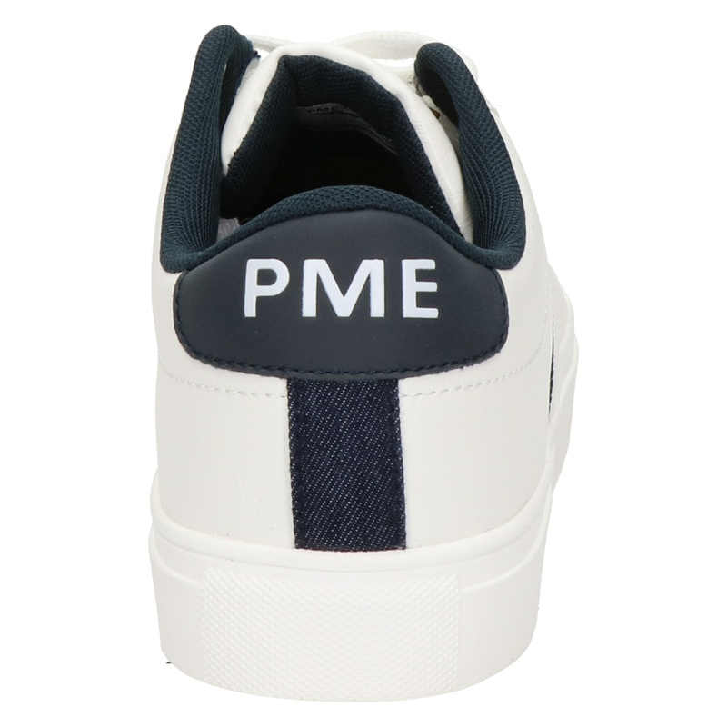 PME Legend Eclipse - Lage sneakers - Wit