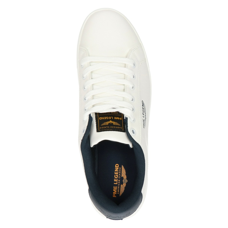 PME Legend Eagle - Lage sneakers - Wit