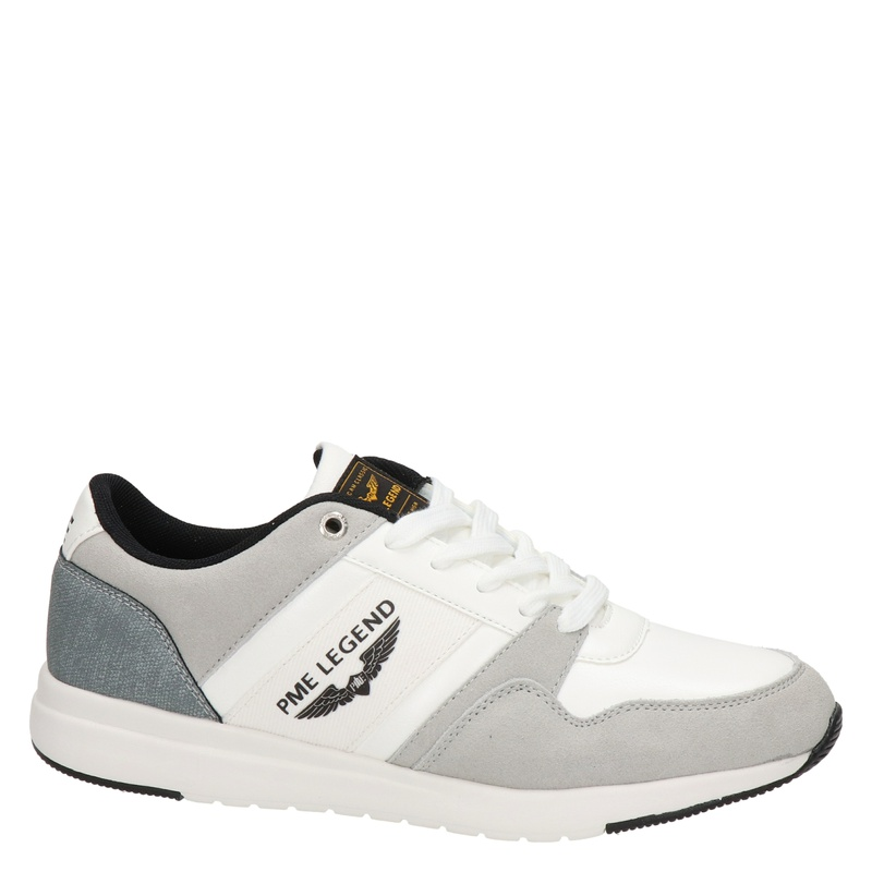 PME Legend Dragger - Lage sneakers - Wit