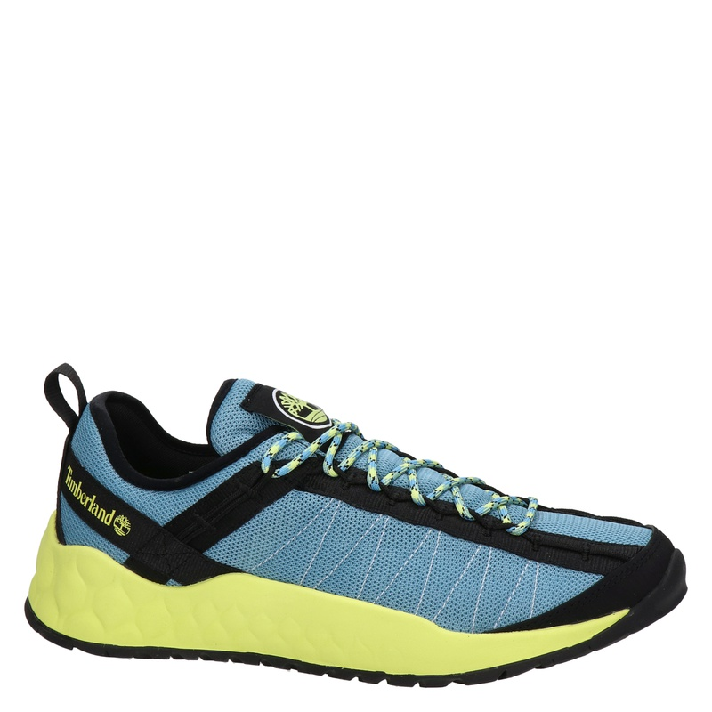 Timberland Solar Wave - Lage sneakers - Blauw