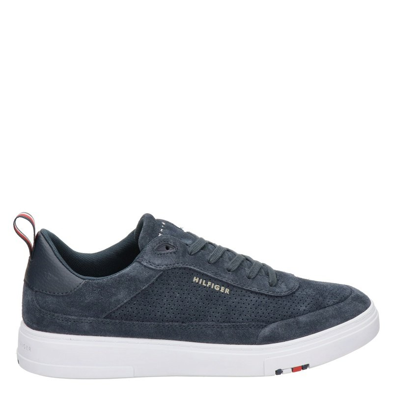 Tommy Hilfiger Sport - Lage sneakers - Blauw