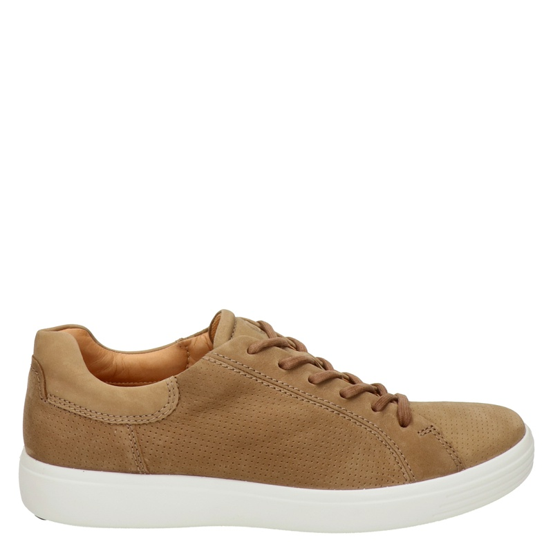 Ecco Soft 7 - Lage sneakers - Bruin