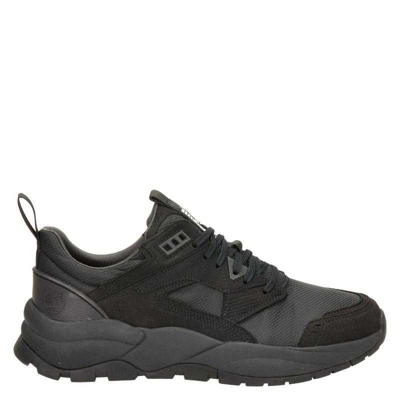 Timberland Tree Racer - Lage sneakers - Zwart