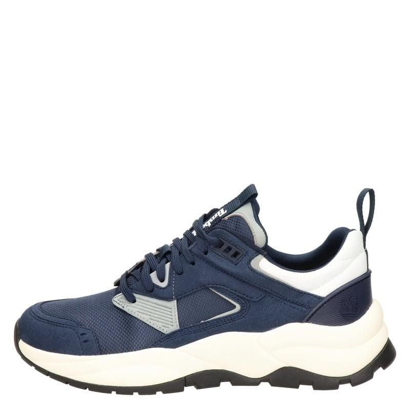 Timberland Tree Racer - Lage sneakers - Blauw