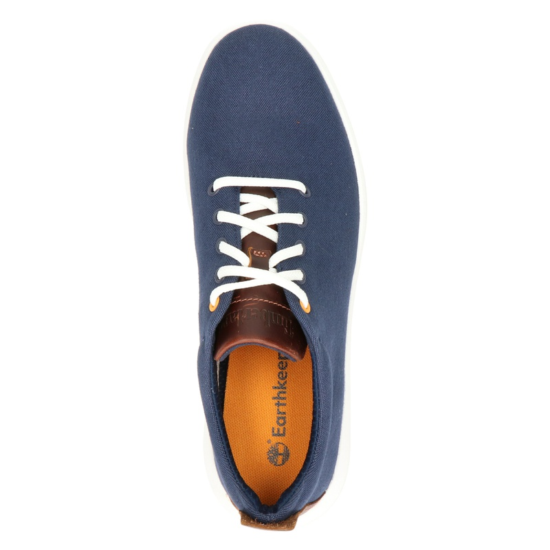 Timberland True Cloud - Lage sneakers - Blauw