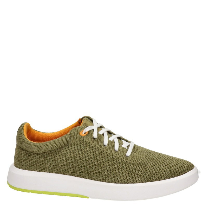 Timberland True Cloud Knit - Lage sneakers - Groen