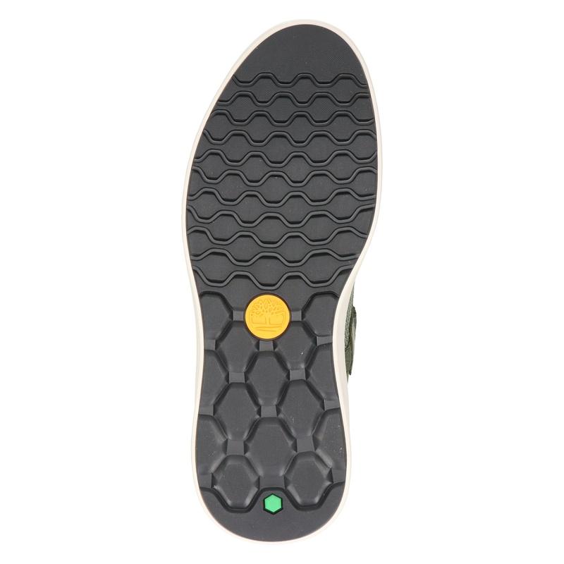 Timberland Bradstreet Ultra - Lage sneakers - Groen
