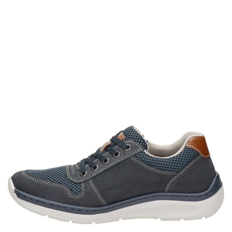 Rieker - Lage sneakers - Blauw