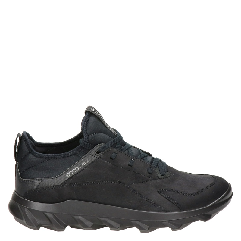Ecco MX nubuck sneakers zwart online kopen
