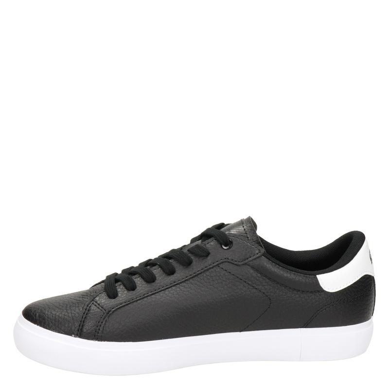 Lacoste Powercourt - Lage sneakers - Zwart