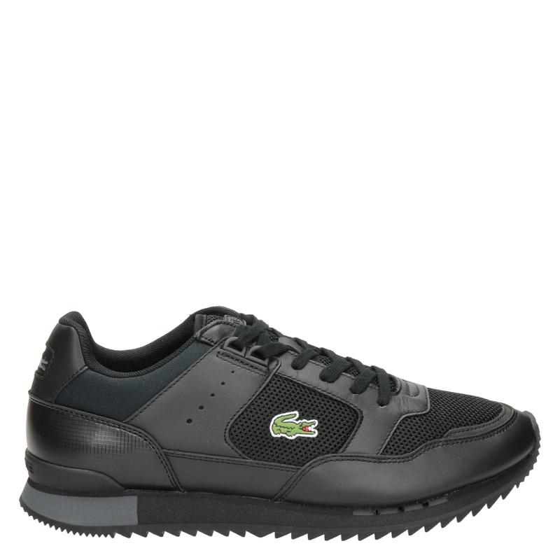 Lacoste - Lage sneakers - Zwart