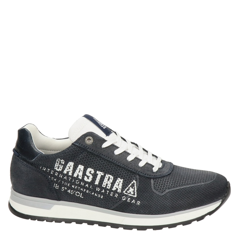 Gaastra Kai - Lage sneakers - Blauw
