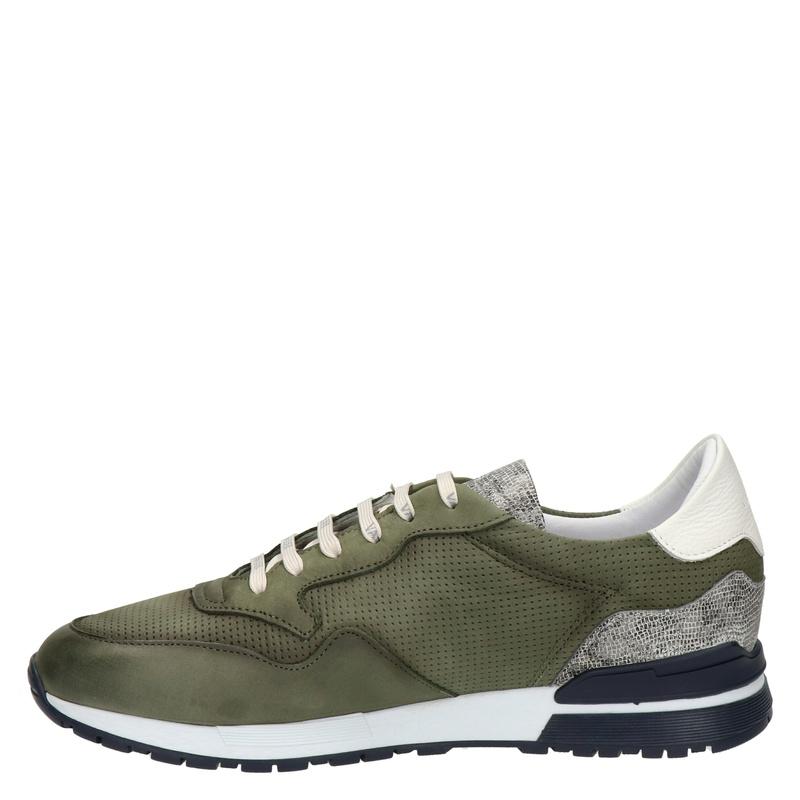 Van Lier Chavar - Lage sneakers - Groen