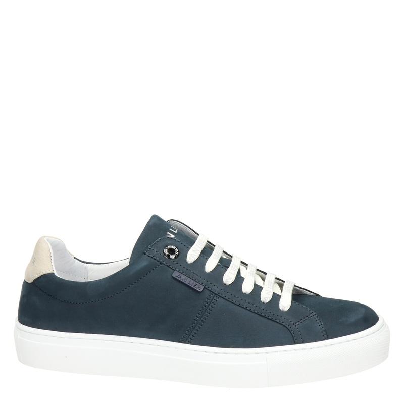 Van Lier Novara - Lage sneakers - Blauw