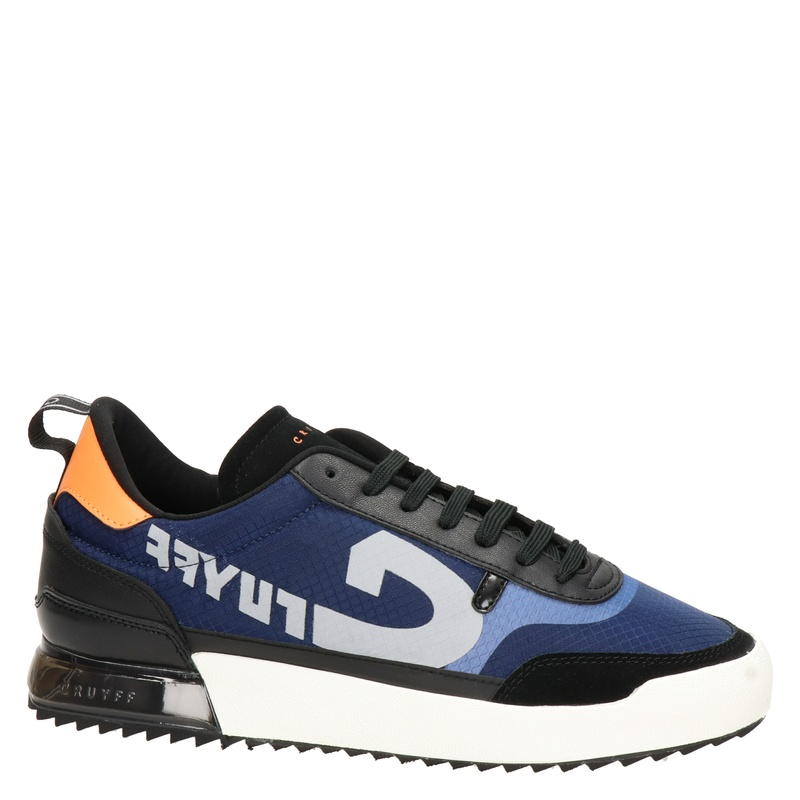 Cruyff Contra - Lage sneakers - Blauw
