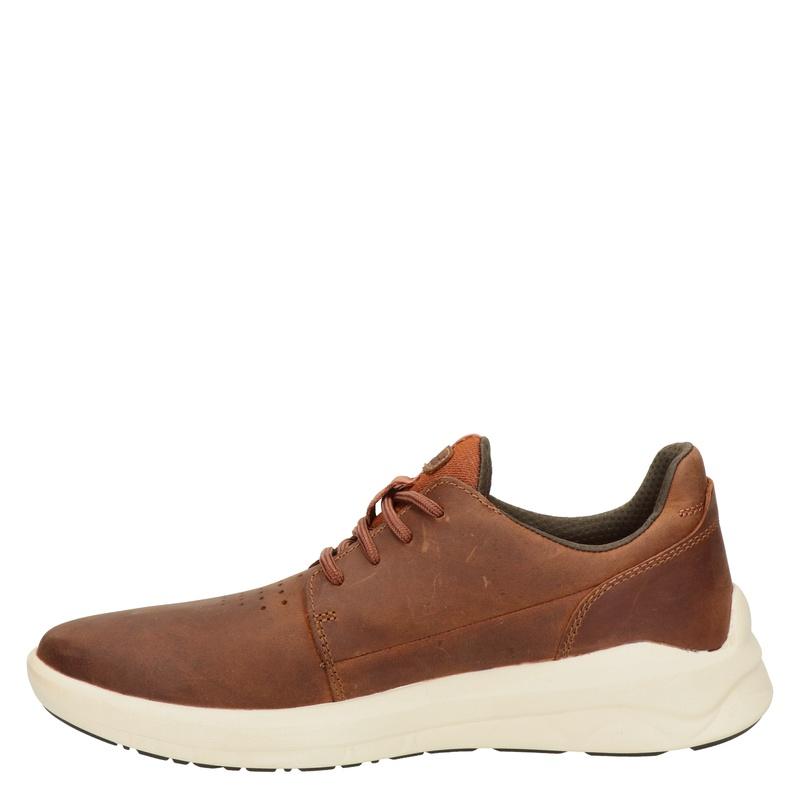Timberland Bradstreet Ultra - Lage sneakers - Cognac