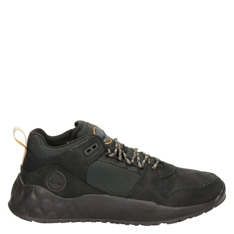 Timberland Solar Wave Low nubuck sneakers zwart online kopen