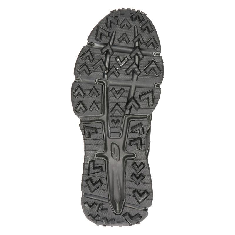 Skechers Air Envoy - Lage sneakers - Zwart