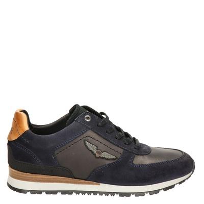 PME Legend Lockplate - Lage sneakers - Blauw