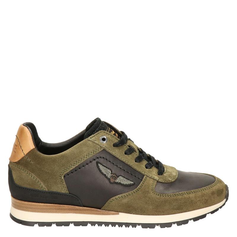 PME Legend Lockplate - Lage sneakers - Groen