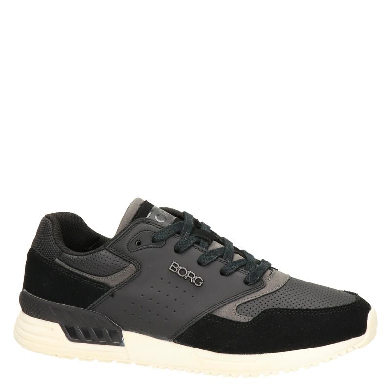 Bjorn Borg - Lage sneakers - Zwart
