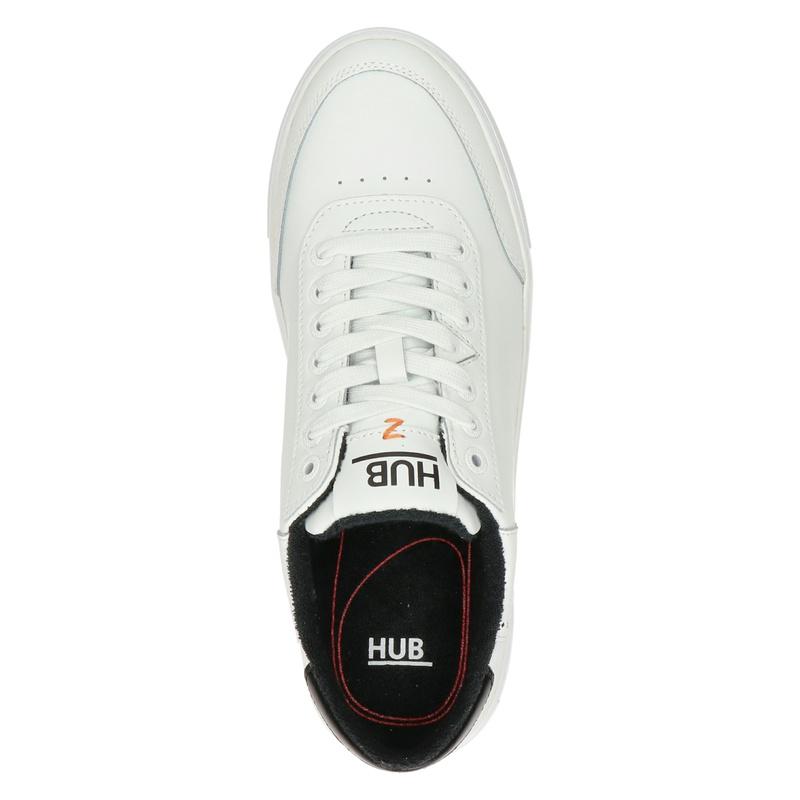 Hub - Lage sneakers - Wit