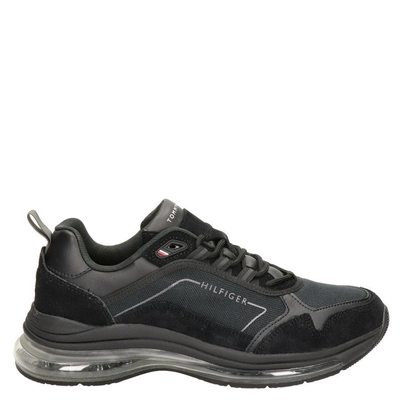 Tommy Hilfiger Sport Air runner - Lage sneakers - Zwart