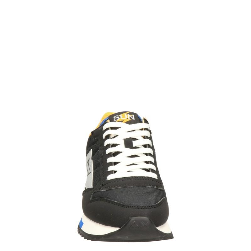 Sun 68 - Lage sneakers - Zwart